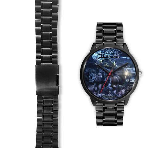 King Diamond Watch 1