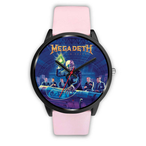 Megadeth Watch 1
