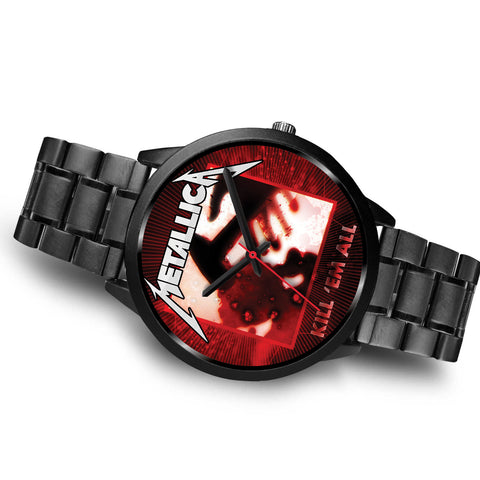 Metallica Watch 4
