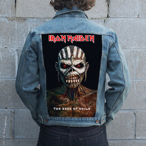 Iron Maiden Jean Jacket 10