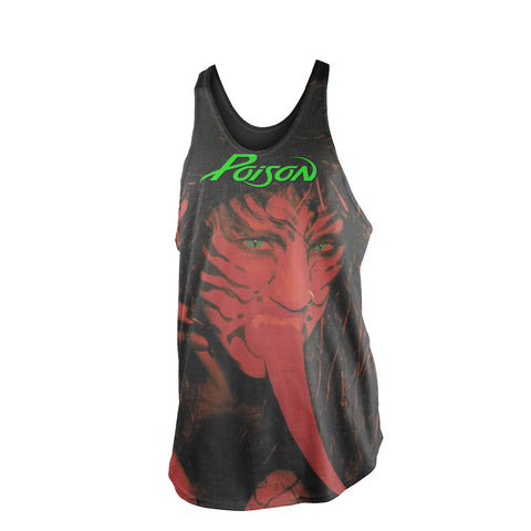 Poison 3D Allover Printed 1