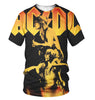 Image of AC/DC 3D Allover Printed 11