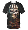 Image of Iron Maiden 3D Allover Printed 11