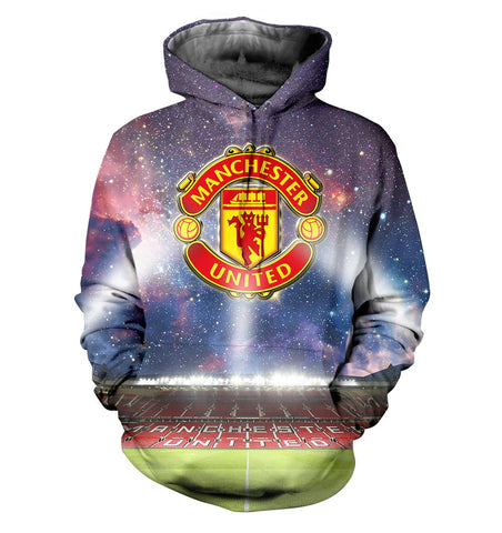 Manchester United 3D Allover Printed 1