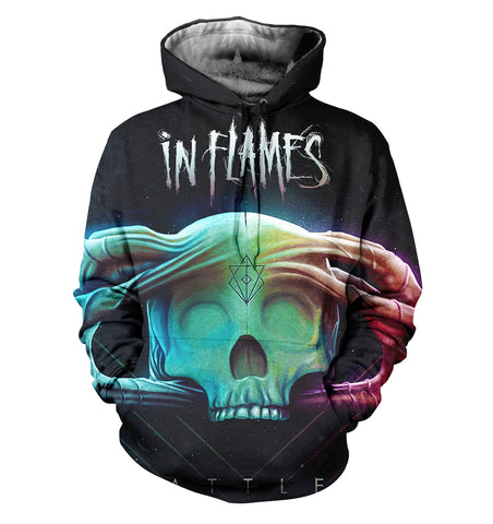 In Flames 3D Allover Printed 1