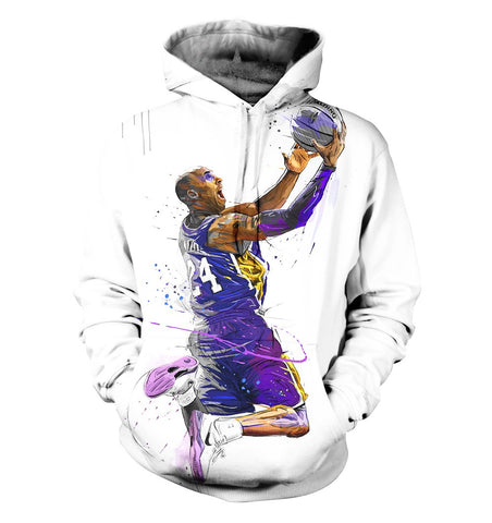 Kobe Bryant 3D Allover Printed 1