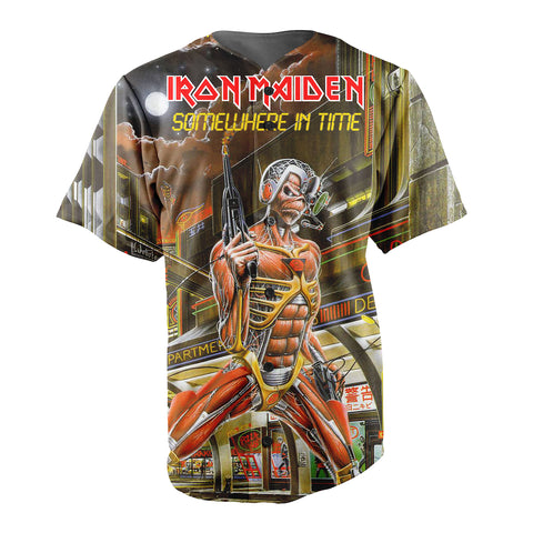 Iron Maiden 3D Allover Printed 12