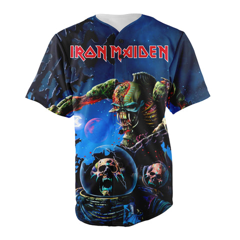 Iron Maiden 3D Allover Printed 13