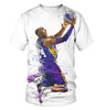 Image of Kobe Bryant 3D Allover Printed 1
