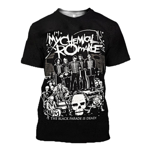 My Chemical Romance 3D Allover Printed 1