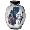 Image of LOL 3D Allover Printed Hoodie 1