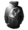 Image of Dimebag Darrell 3D Allover Printed Hoodie 3