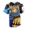 Image of Def Leppard 3D Allover Printed 5