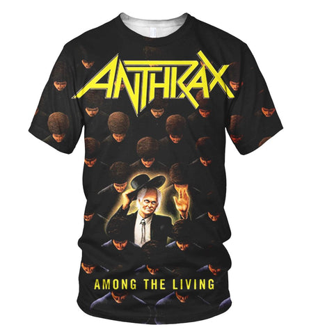 Anthrax 3D Allover Printed 1