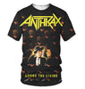 Image of Anthrax 3D Allover Printed 1