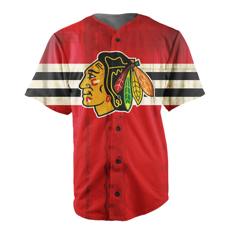 Chicago Blackhawks 3D Allover Printed 2