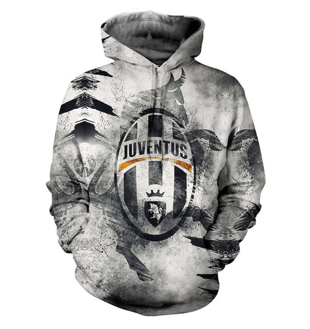 Juventus 3D Allover Printed 2