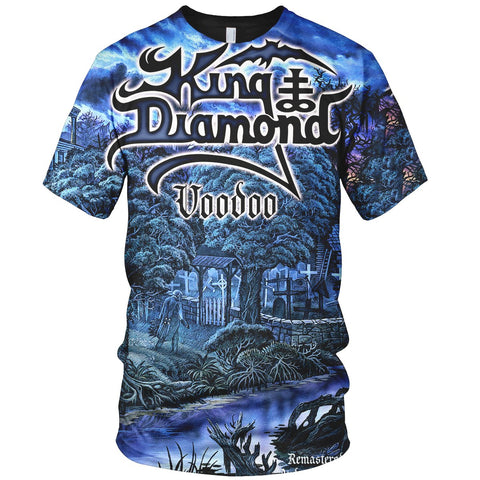 King Diamond 3D Allover Printed 6