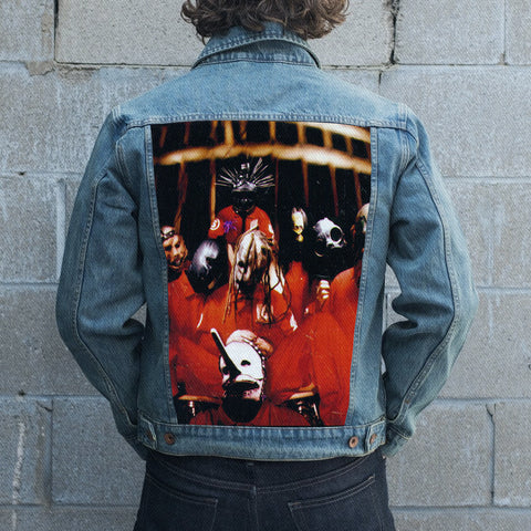 Slipknot Jean Jacket 2