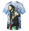 Image of Dimebag Darrell 3D Allover Printed Hoodie 4
