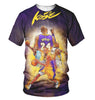Image of Kobe Bryant 3D Allover Printed 2