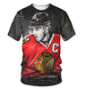 Image of Toews 3D Allover Printed 3