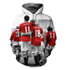 Image of Manchester United 3D Allover Printed 3