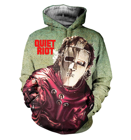 Quiet Riot 3D Allover Printed 1