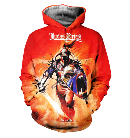 Judas Priest 3D Allover Printed 3
