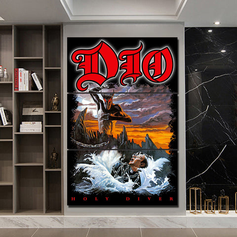 3Pcs Dio Canvas 2