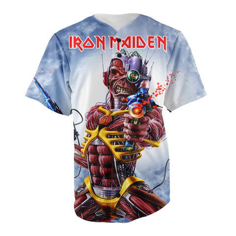 Iron Maiden 3D Allover Printed 4