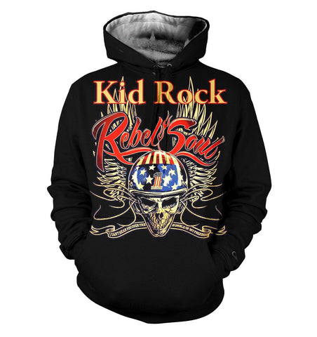 Kid Rock 3D Allover Printed 4