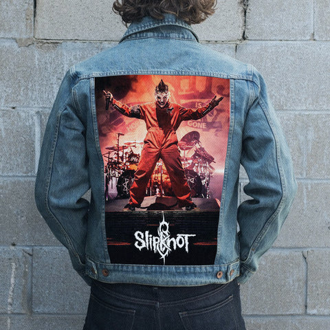 Slipknot Jean Jacket 4