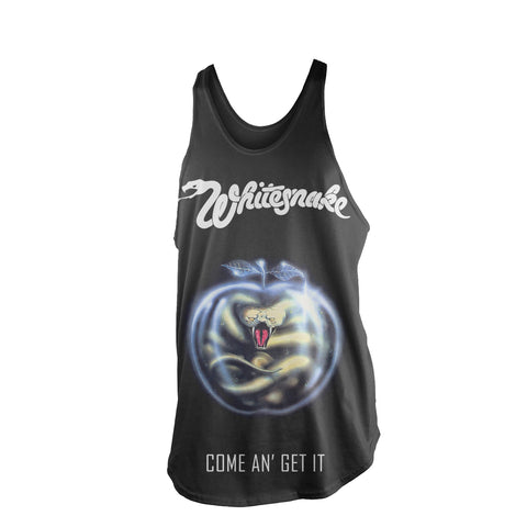 Whitesnake 3D Allover Printed 5