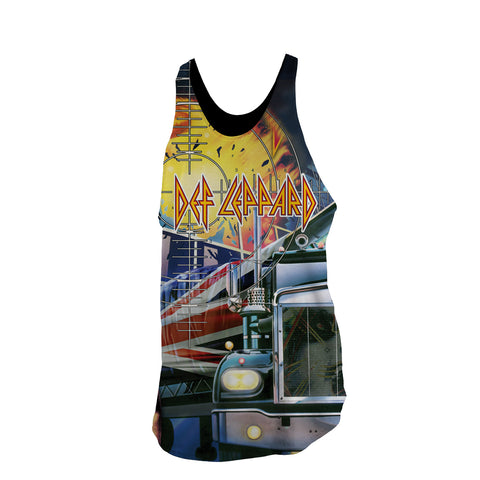 Def Leppard 3D Allover Printed 4