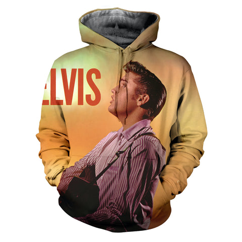 Elvis 3D Allover Printed 5