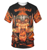 Image of Motorhead 3D Allover Printed 5