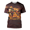 Image of Valentino Rossi 3D Allover Printed 3