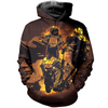 Image of Valentino Rossi 3D Allover Printed 4