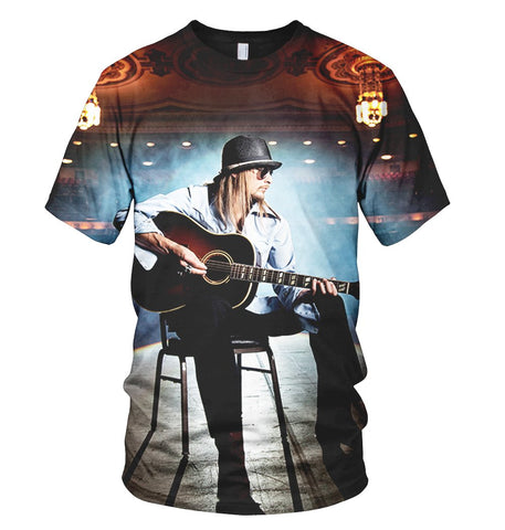 Kid Rock 3D Allover Printed 5