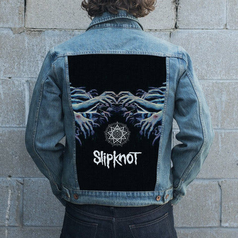 Slipknot Jean Jacket 5