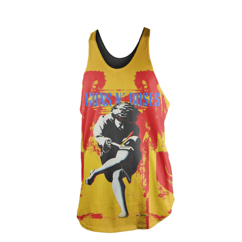 Guns N' Roses 3D Allover Printed 3