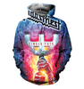 Image of Judas Priest 3D Allover Printed 4