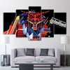 Image of 5Pcs Judas Priest Canvas 1