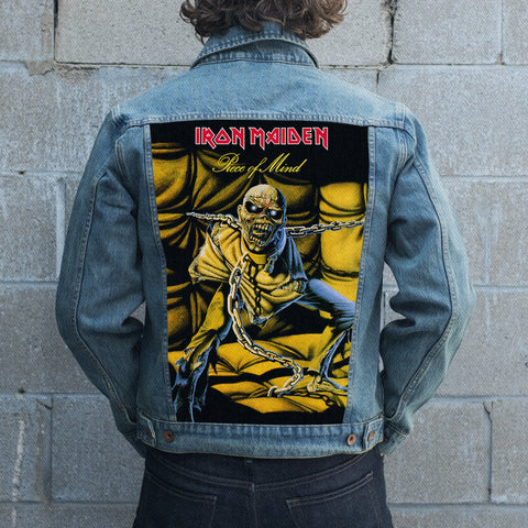 Iron Maiden Jean Jacket 6