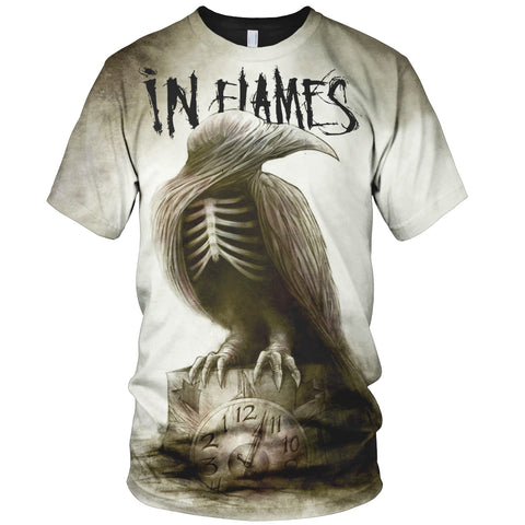 In Flames 3D Allover Printed 6