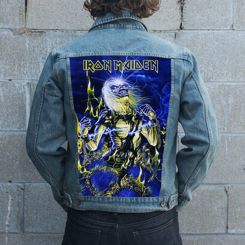 Iron Maiden Jean Jacket 7