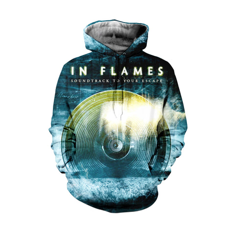 In Flames 3D Allover Printed 7