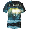 Image of In Flames 3D Allover Printed 7