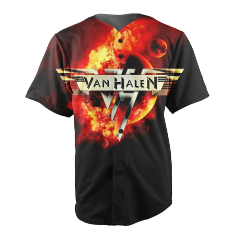 Van Halen 3D Allover Printed 8